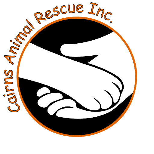Cairns Animal Rescue Logo