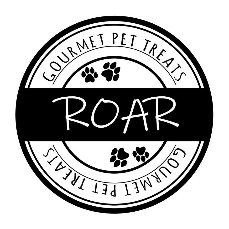 Roar Gourmet Pet Treats Logo
